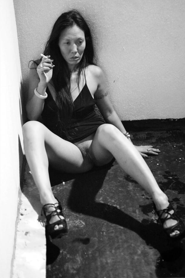 Ree Ja Erotic Photo by Photographer daxwax