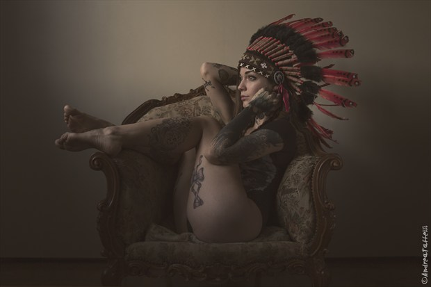 Refen Tattoos Photo by Photographer Andrea Taffelli Ph