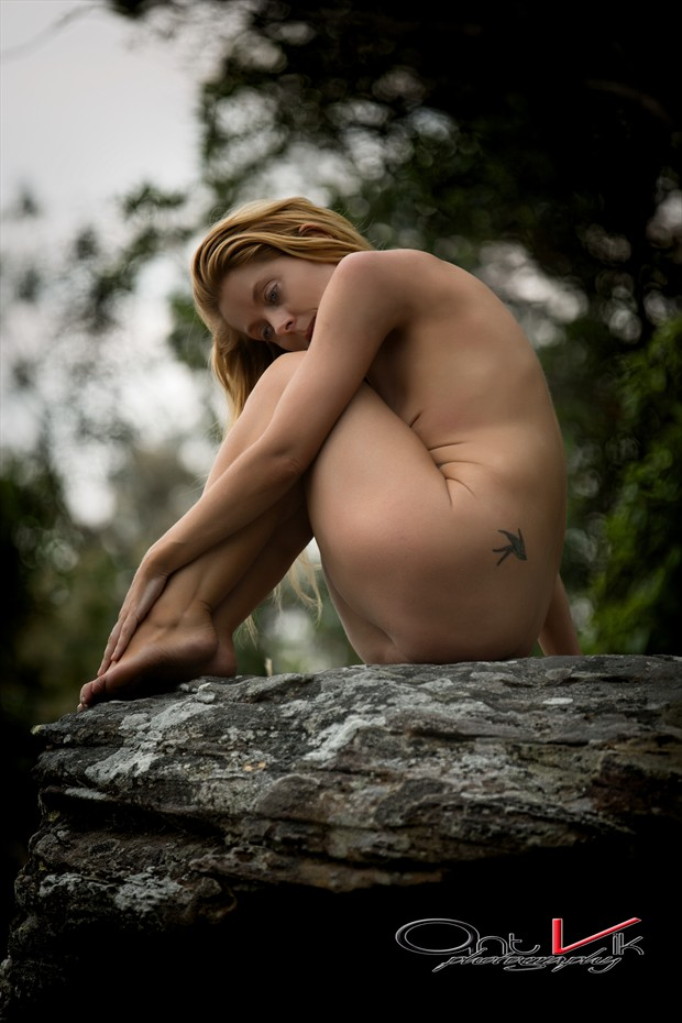 Reflecting Upon Life. Artistic Nude Photo by Photographer John Anthony