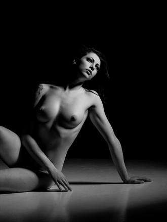 Reflection Artistic Nude Photo by Photographer Light Artistry