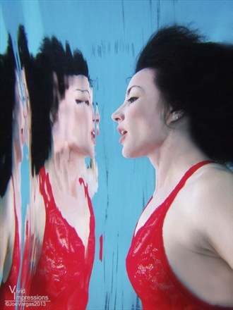 Reflection Fantasy Photo by Photographer Vivid Impressions