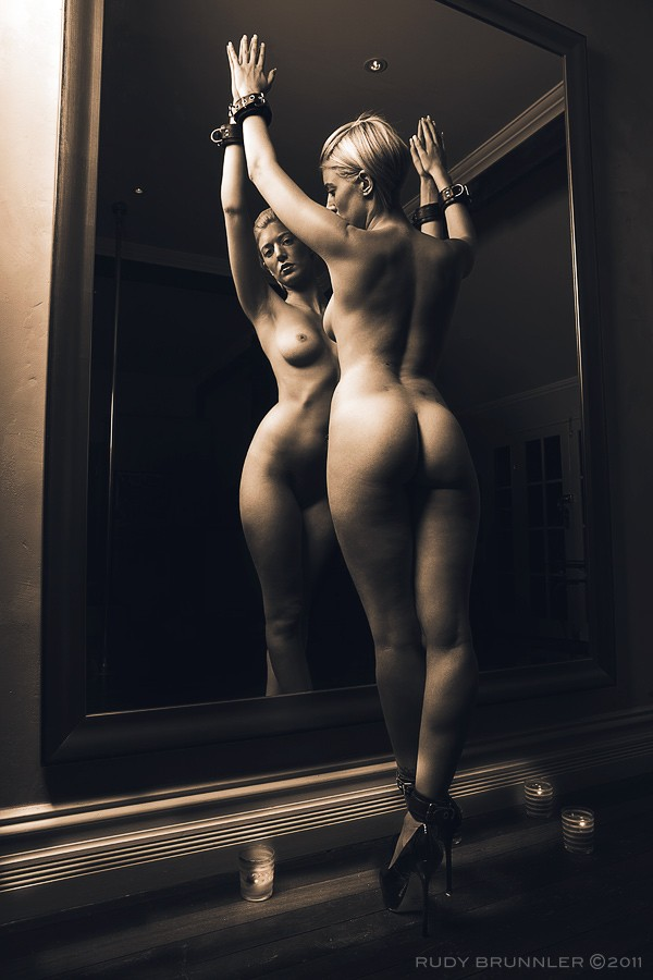 Reflections Of Sweet Things Fetish Photo by Photographer RudyBrunnler