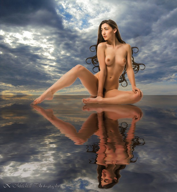 Reflections Surreal Photo by Photographer Keith Mitchell