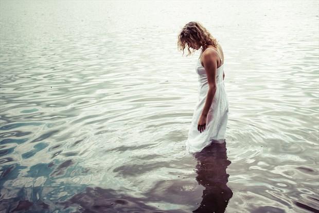Reflections of Soul Nature Photo by Model Reece de la Tierra