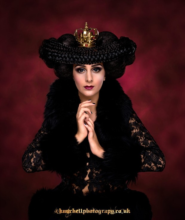 Regal Fashion Photo by Photographer Keith Mitchell