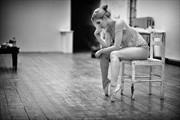 Rehearsal Candid Photo by Photographer Ciaran