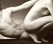 Relate Artistic Nude Photo by Artist TZOLTECart