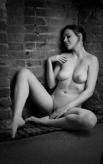 Relax Artistic Nude Photo by Photographer Steve Lane