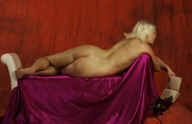 Relaxed Artistic Nude Photo by Photographer TarmoSiirak