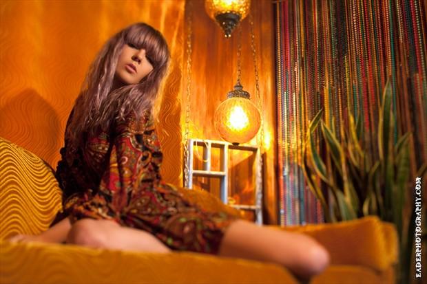 Relic Fashion Photo by Model Plush