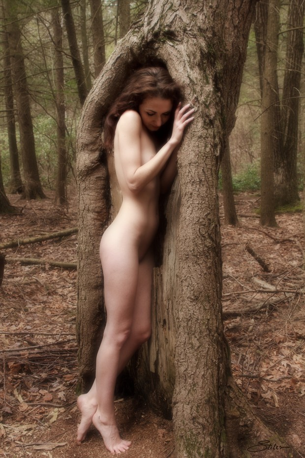 Remembrance Artistic Nude Photo by Artist Kevin Stiles