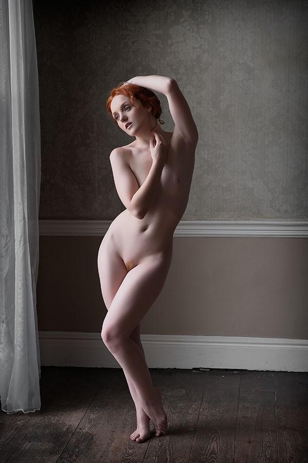 Renaissance Artistic Nude Photo by Photographer Ciaran