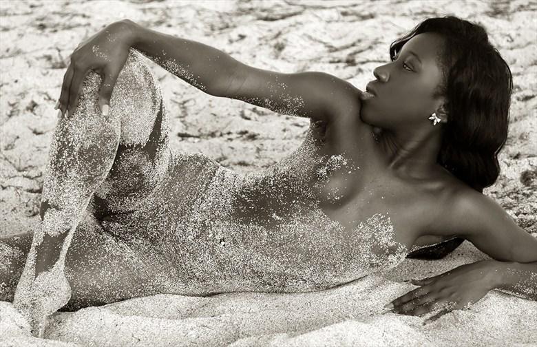 Renee Artistic Nude Artwork by Photographer Rick Gordon