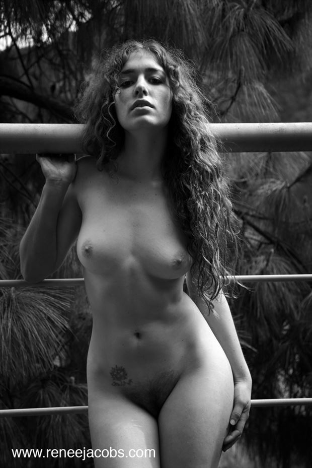 Renee Jacobs Artistic Nude Photo by Model Meghan Claire