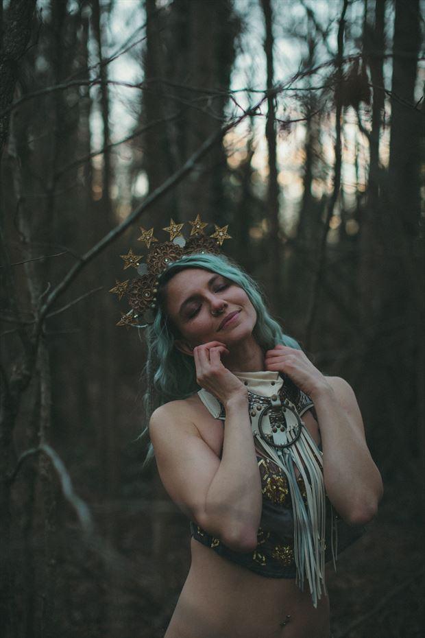 Renewal Nature Photo by Model Satya