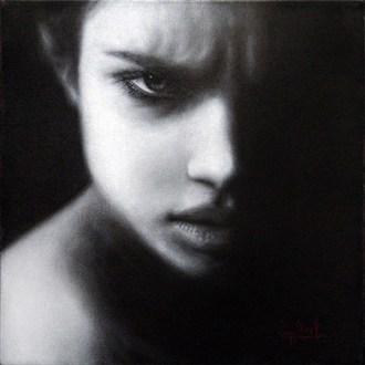 Requiem Portrait Artwork by Artist George Paul Miller