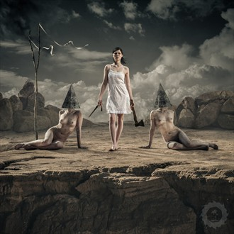 Requiem Surreal Artwork by Photographer RAichy