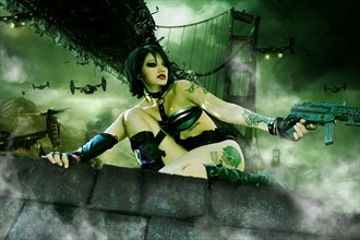Resident Evil Erotic Photo by Model april.xtine