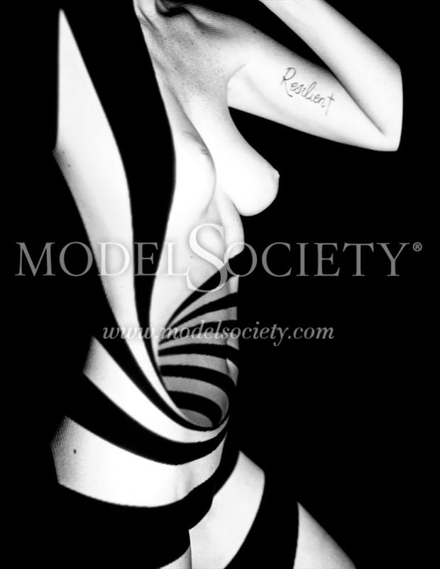 Resilient  Artistic Nude Artwork by Photographer PhotoGuyMike