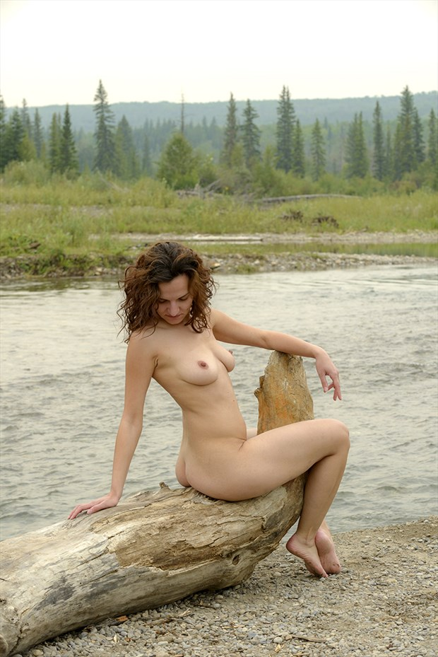 Resting Artistic Nude Artwork by Photographer Positively Exposed Photography