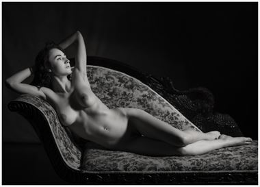 Resting Artistic Nude Photo by Photographer Tommy 2's