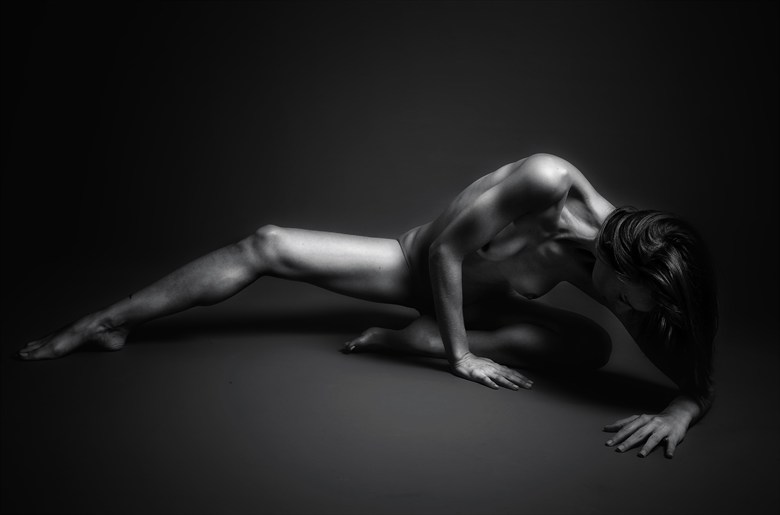 Restless Artistic Nude Photo by Photographer Poeticframe
