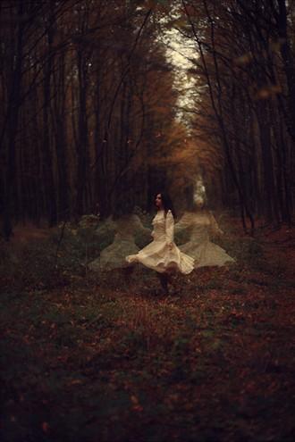 Restless soul Fantasy Artwork by Photographer JoRain