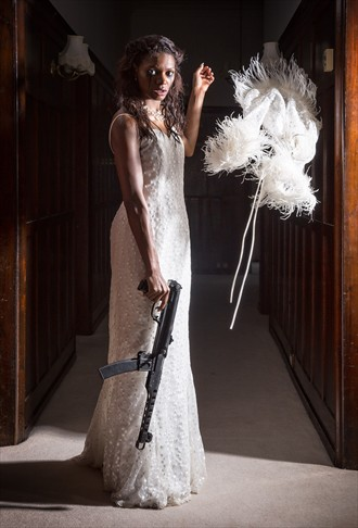 Retribution Fashion Photo by Photographer Les Auld