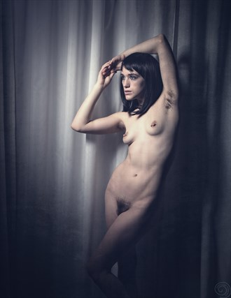 Retroactive Artistic Nude Photo by Photographer DKnight