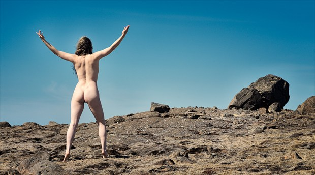 Reveal Yourselves! Artistic Nude Photo by Model Mila