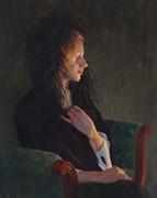 Reverie Sensual Artwork by Artist Artman