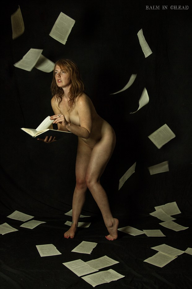 Revisionist History Artistic Nude Photo by Model HollyLoveday