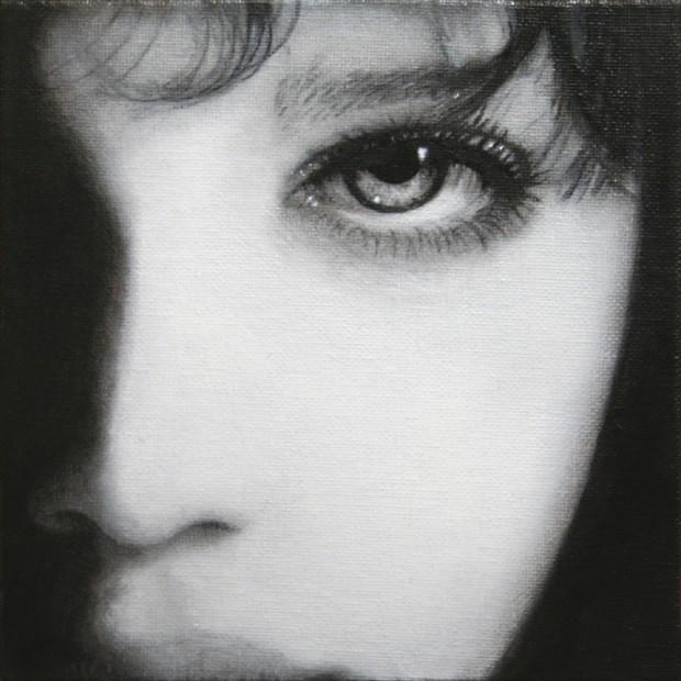 Rhapsody Sensual Artwork by Artist George Paul Miller