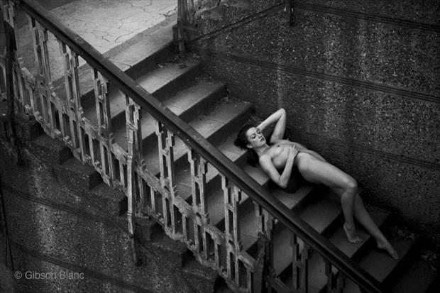 Richmond River Artistic Nude Photo by Model Madelainee