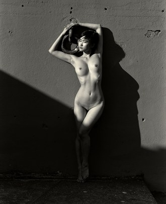Ring Artistic Nude Artwork by Photographer Christopher Ryan
