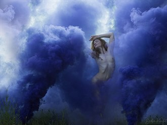 Rising Phoenix Artistic Nude Photo by Photographer DKnight