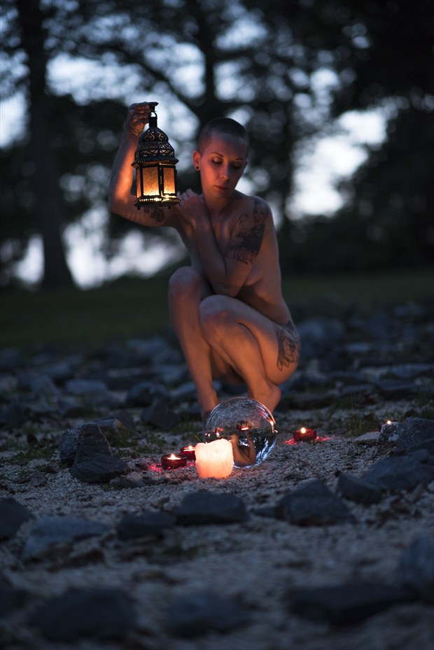 Rituals Artistic Nude Photo by Photographer Jerry Jr