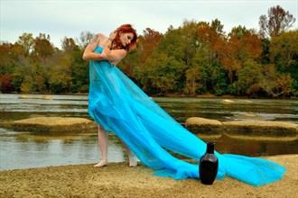River Goddess  Nature Photo by Photographer John Miles