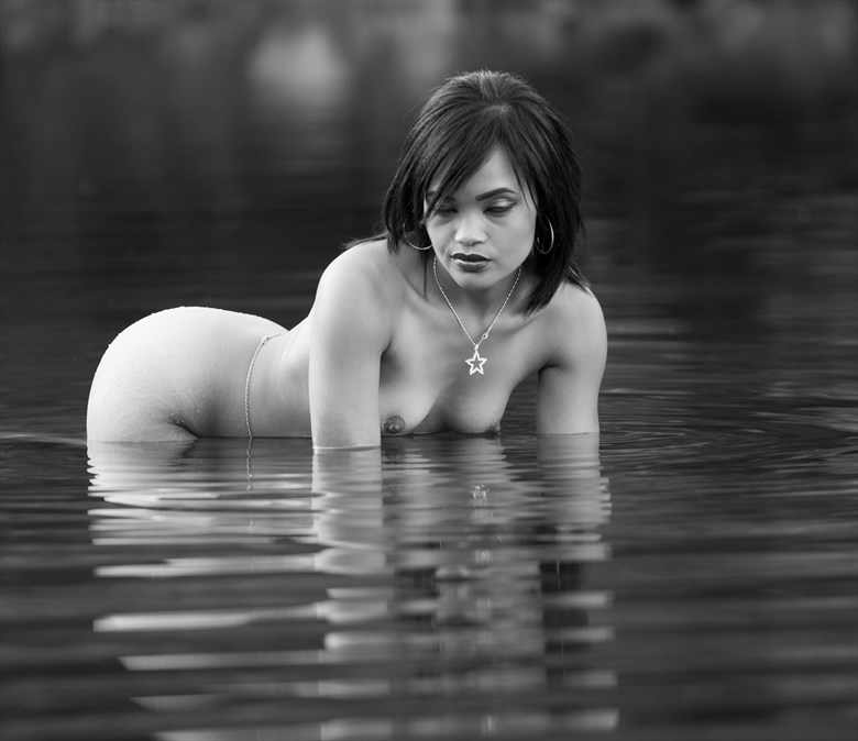 River IV Artistic Nude Photo by Photographer Allan Taylor