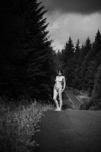 Road 2 Artistic Nude Photo by Photographer Paganus Images