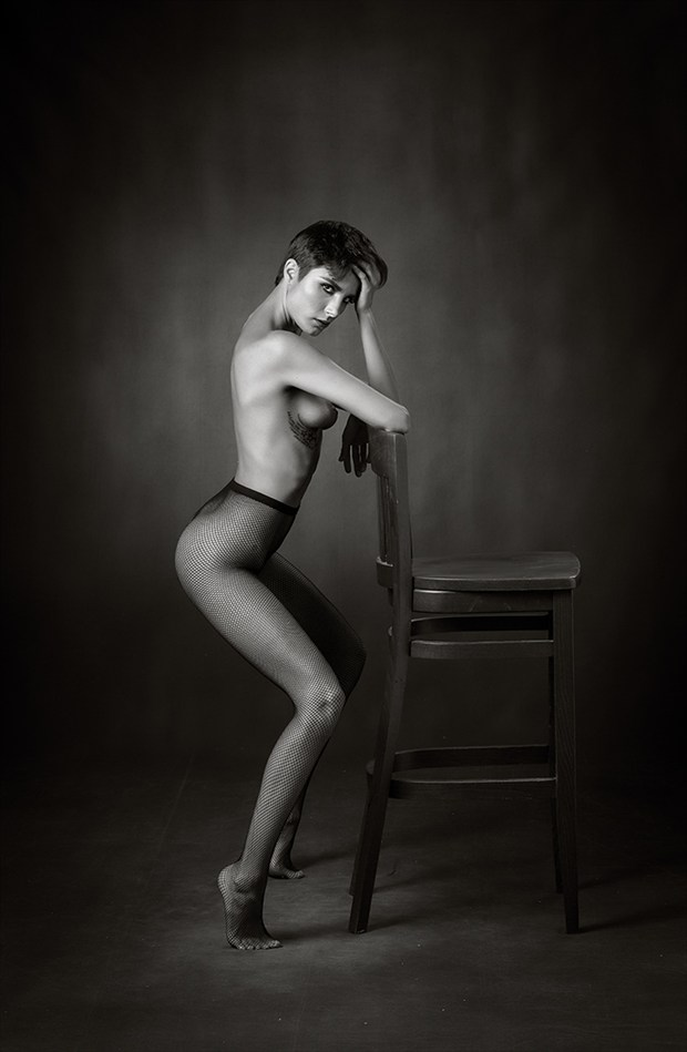 Roarie Artistic Nude Photo by Photographer Rossomck