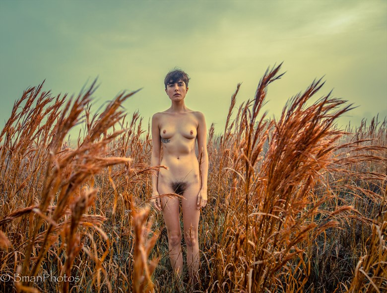 Roarie Yum Artistic Nude Photo by Photographer BmanPhotos