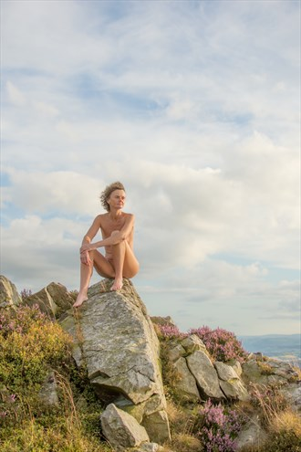 Rock 1 Artistic Nude Photo by Photographer Paganus Images