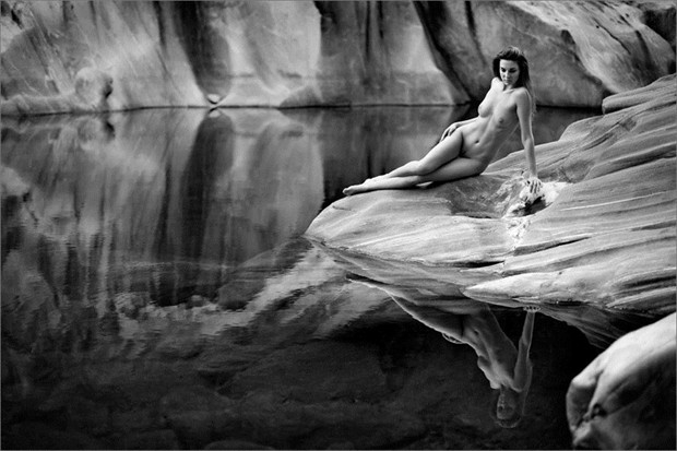 Rockland Artistic Nude Photo by Photographer Martin Zurm%C3%BChle