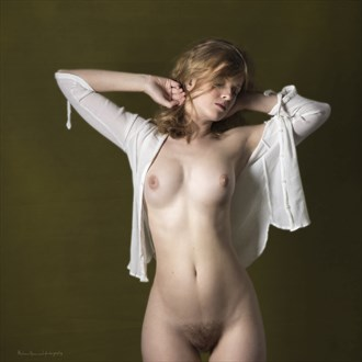Romahni Artistic Nude Photo by Photographer Andrew Harewood