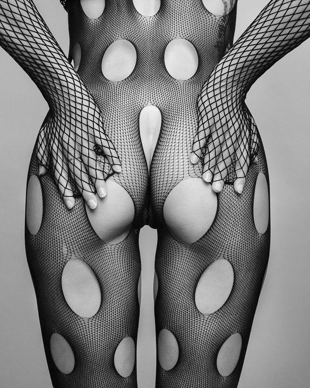 Ron Brown Artistic Nude Photo by Model Marie Brooks