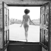 Rooftop Artistic Nude Photo by Photographer Slight Of Hand Images