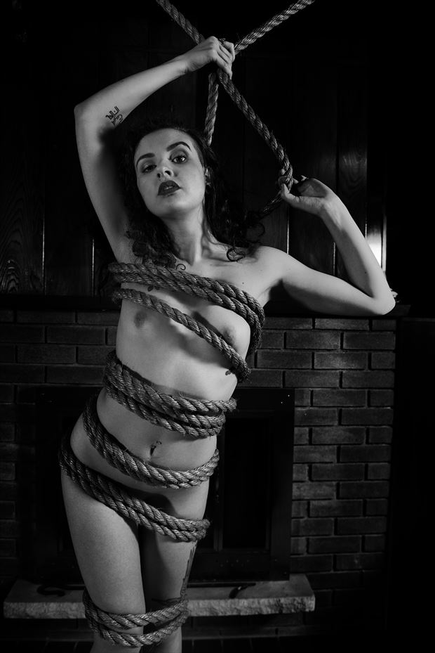 Rope %232 Artistic Nude Photo by Photographer Jyves