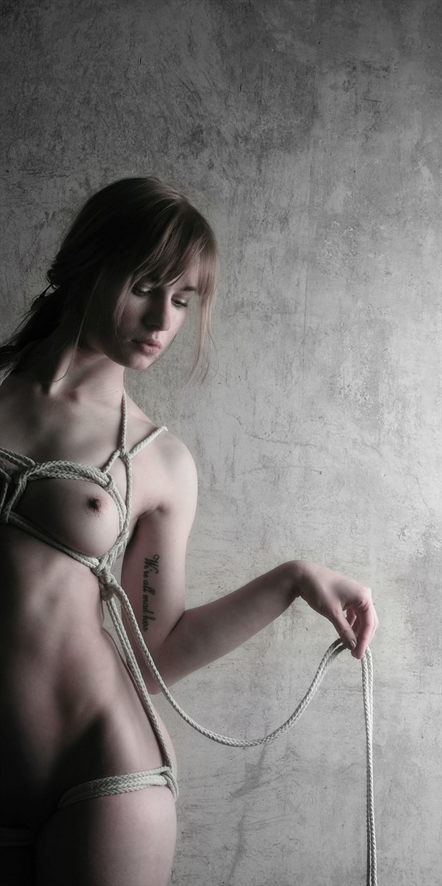 Rope Fetish Photo by Photographer Malcolm  Mellon