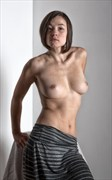 Rose in Bloom Artistic Nude Photo by Photographer rick jolson